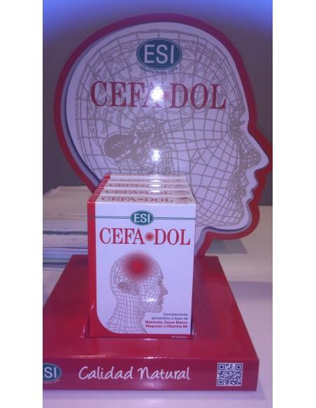 CEFADOL 30 comp. ESI