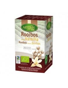 ROIOIBOS AROMA VAINILLA BIO - 20 filtros - ARTEMIS