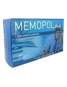 MEMOPOL PLUS 30 ampollas