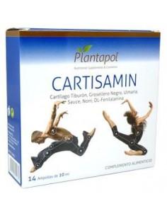 CARTISAMIN 14 ampollas Plantapol