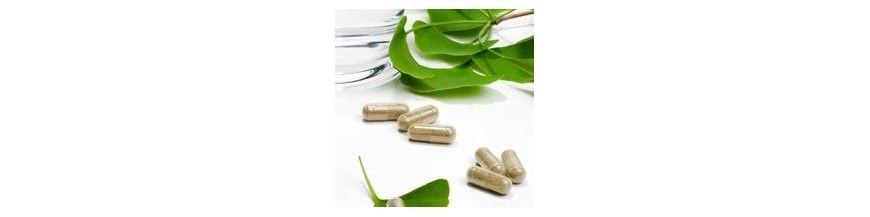 Plantas en comprimidos (Fitoterapia)